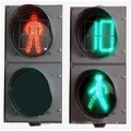 Пешеходные светодиодные светофоры
