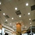 Встраиваемые торговые светильники