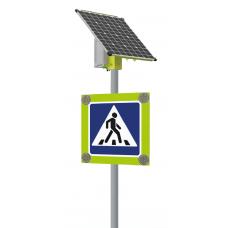 Автономная светодиодная оптика 100 мм - 4 шт