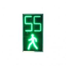 Светофор пешеходный П1.2 с ТООВ, анимацией -310мм