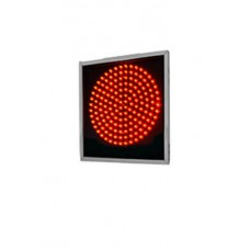Светофор красный Т.6.1 - 200мм светодиодный