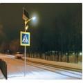 STGM Комплект автономного освещения пешеходного перехода
