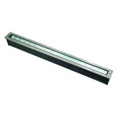 XLD-Line25B-03-RGB-220-01 Грунтовый ассимметричный светодиодный светильник