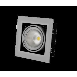 GRAZIOSO 1 LED 30 4000K clean Светильник светодиодный карданный Vivo Luce
