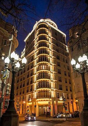 Архитектурные светильники и прожекторы