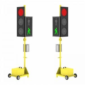 Мобильный светофор серии ДУОС Пешеход РМ