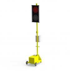 Мобильный светофор серии СОЛО