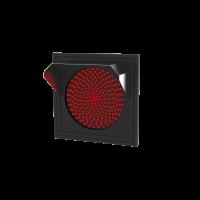 Светофор светодиодный Т.6.1 (200 мм) 220В (плоский корпус)