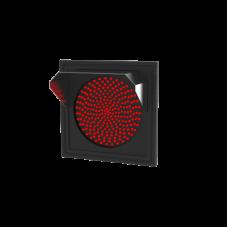 Светофор светодиодный Т.6.1 (200 мм) 12В (плоский корпус)