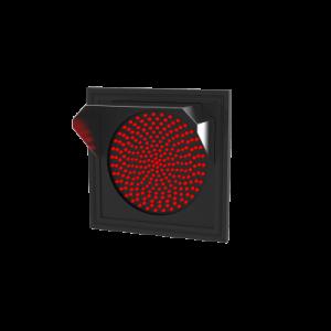 Светофор светодиодный Т.6.2 (300 мм) 12В (плоский корпус)