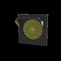 Светофор светодиодный Т.7.1 (200 мм) 12В (плоский корпус)
