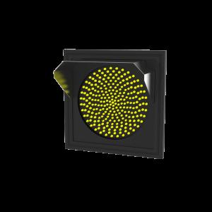Светофор светодиодный Т.7.1 (200 мм) 220В (плоский корпус)