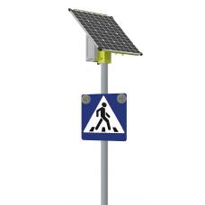 Автономная светодиодная оптика 100 мм - 2 шт