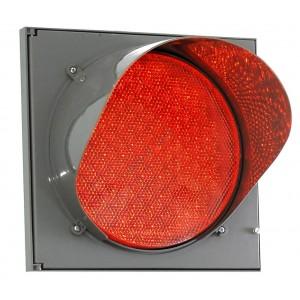 Светофор светодиодный транспортный Т.6.1 200 мм (красный)