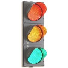 Светофор светодиодный транспортный Т.1.1 200 мм
