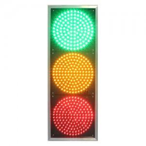 Светофор транспортный светодиодный Т1.2 - 300мм плоский