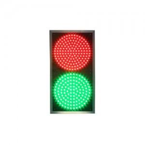 Светофор светодиодный Т8.1 -200мм (плоский) 220В