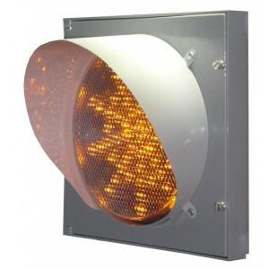 Светодиодный мигающий светофор типа Т.7-ИПП-300-220V (Индикаторы пешеходного перехода)
