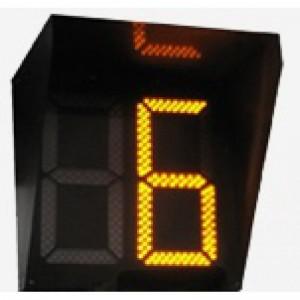 Табло обратного отсчета времени ТОО-Ж(RG) двухразрядное (сид - Желтый)