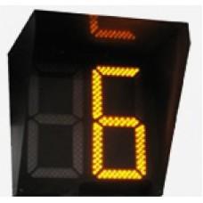 Табло обратного отсчета времени ТОО-КЛ(RG) двухразрядное (сид-Красный / Зеленый)