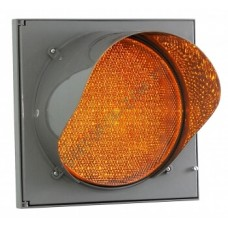 Светофор светодиодный транспортный Т.7.1 200 мм (желтый)