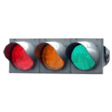 Светофор светодиодный транспортный Т.1.г.1 200 мм