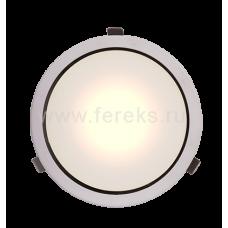 Светодиодный светильник ДВО 01-22-50-Д