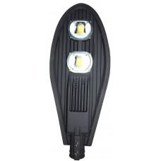 Светодиодный уличный фонарь консольный SP2560 80W 6400K 230V, серый