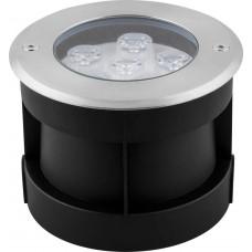Светодиодный светильник тротуарный (грунтовый) SP4112 6W RGB 230V IP67