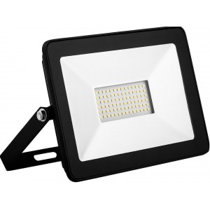 Светодиодный прожектор SAFFIT SFL90-50 IP65 50W 4000K черный