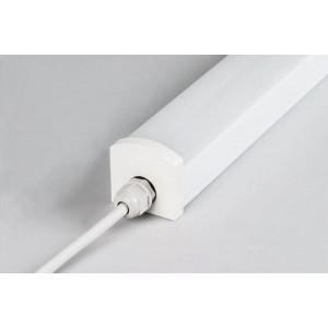 Светодиодный светильник 240LEDs 6400K 36W в пластиковом корпусе IP65, AL5051