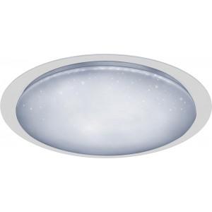 AL5000 Светодиодный управляемый светильник накладной Feron тарелка 36W 3000К-6500K белый
