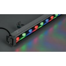 LL-892 18W RGB 85-265V IP65 Светодиодный линейный прожектор с DMX