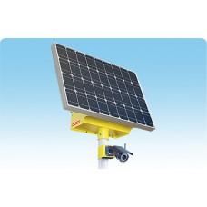 VGM 150/150 Система видеонаблюдения на солнечной электростанции