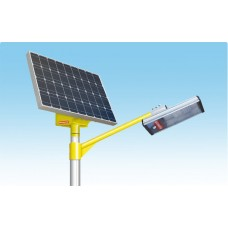 Светильник GSS-20/12 на солнечной электростанции GM-150/75