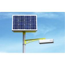 Светильник GSU-5/12 на солнечной электростанции GM-30/24