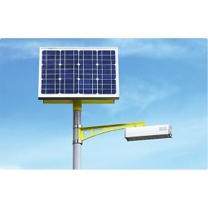 Светильник GSU-40/12 на солнечной электростанции GM-95/65