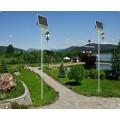 Уличные светодиодные фонари на солнечных батареях