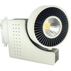 HL834L Светодиодный трековый светильник 40W 4200K