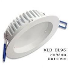 XLD-DL95 Светильник встраиваемый Downlight