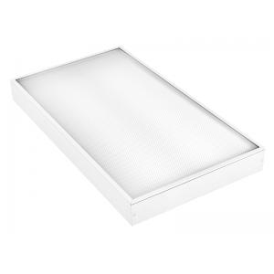ОФИС 16ВТ LE-СПО-03-020-0455-20Д Светодиодный светильник накладной 600х300