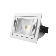 MAGNIFICO LED 30 N 4000K Citizen silver clean Светильник светодиодный Vivo Luce