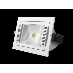 MAGNIFICO LED 30 N 4000K SHARP silver clean Светильник светодиодный Vivo Luce